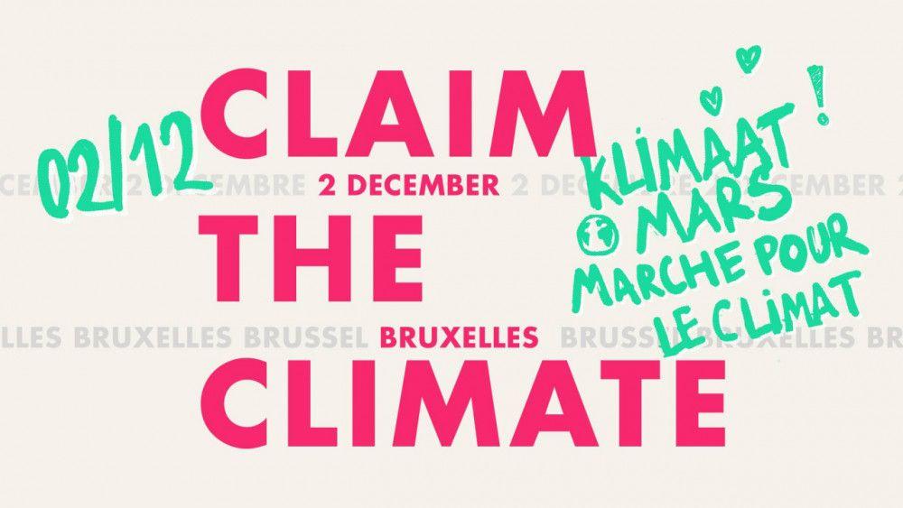 Profondevillois : tous ensemble, à Bruxelles pour le climat !